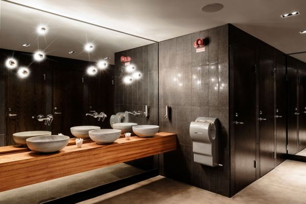 The creativity of gender neutral bathrooms coddington design